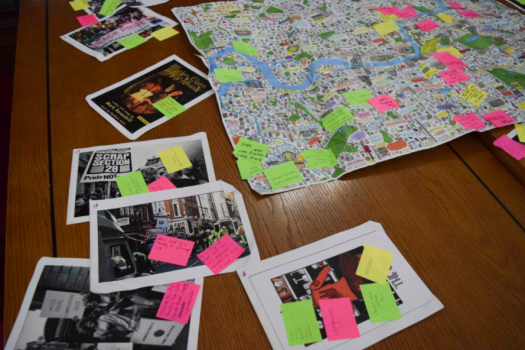 Mapping LGBT History