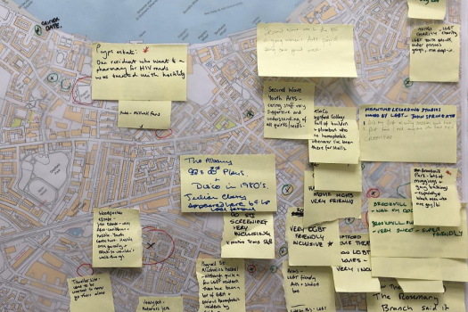 Deptford Social Mapping