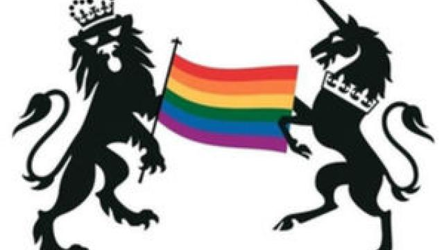 Government pride logo